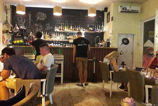 The Temple Lounge Shisha place в Нянчаге