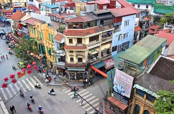 Погода в Ханой (Вьетнам) фото