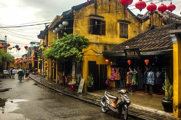 Город Хойан (Вьетнам) фото