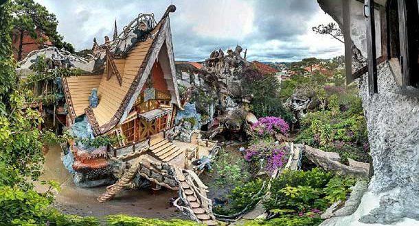 Сумасшедший дом Крейзи Хаус Вьетнам фото