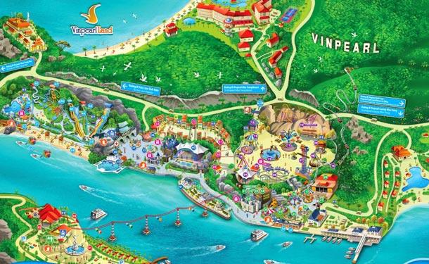 Аквапарк Винперл на карте