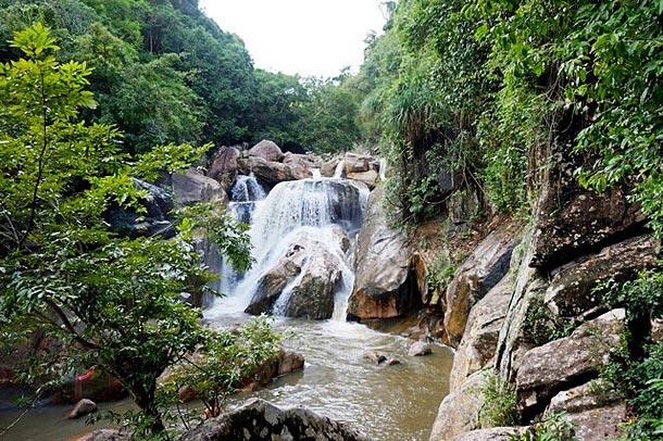 Водопад Бахо во Вьетнаме