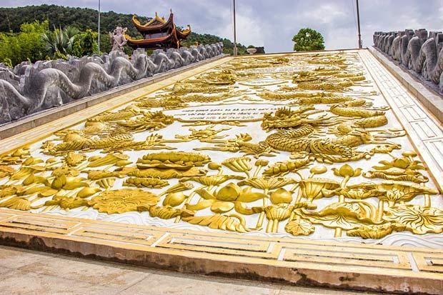 Храм Квок ХО Чуа, на острове Фукуок, Вьетнам