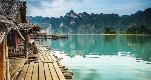 Погода на острове Катба во Вьетнам