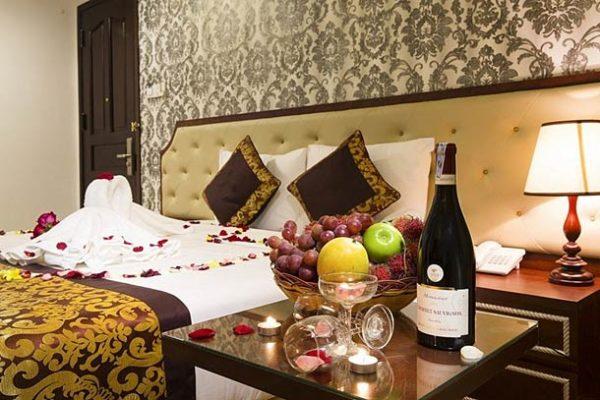 Апартаменты класса «deluxe executive» отель Paris 3*