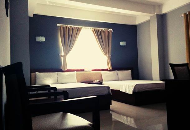 Double Suite в Ocean Bay Hotel 2*