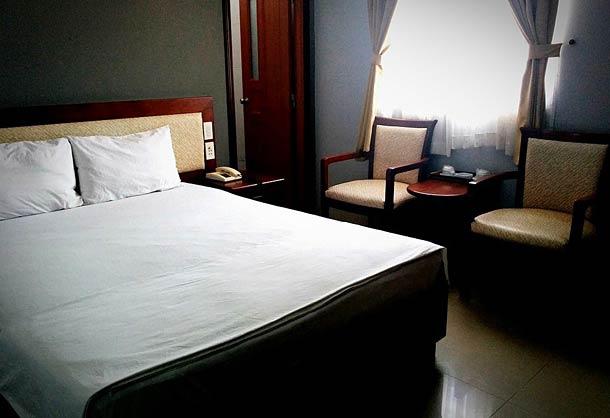 Номер Standard Room в отеле Океан Бей, Вьетнам