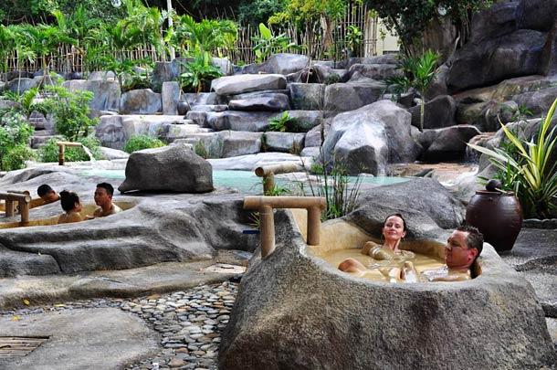 Грязевые источники I Resort рядом с отелем Океан Бей