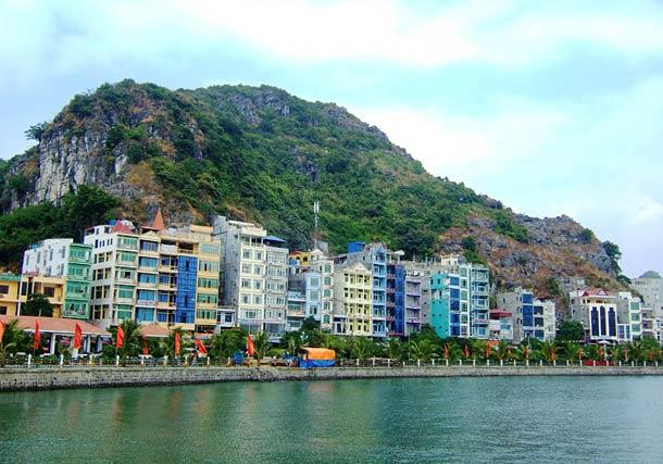 Остров Катба во Вьетнаме