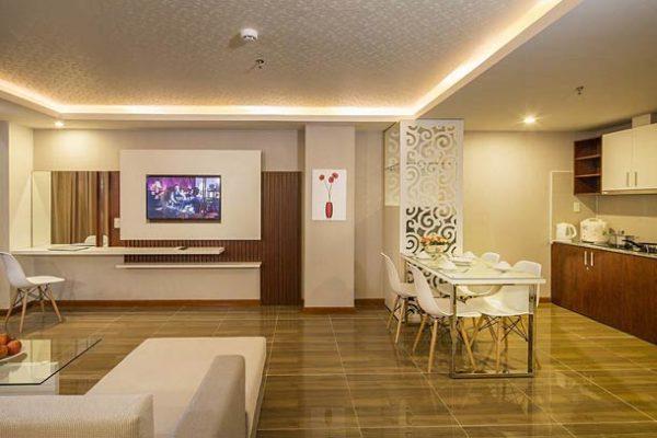 Апартаменты класса «premium» отель Paris 3*