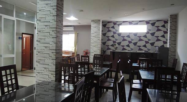 Ресторан в Ocean Bay Hotel в Nha Trang 2*