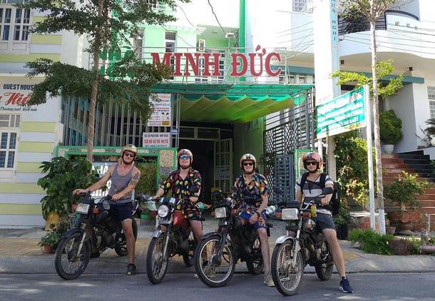 Хостел Minh Duc в Фанранге