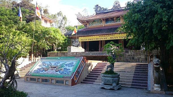 Пагода Лонг Шон (Нячанг)