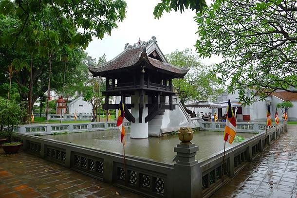 Пагода на одном столбе (Ханой)