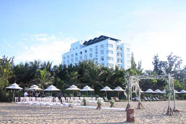 Saigon Ninh Chu Resort 4 в Фанранге