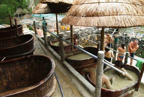 Термальные источники во Вьетнаме
