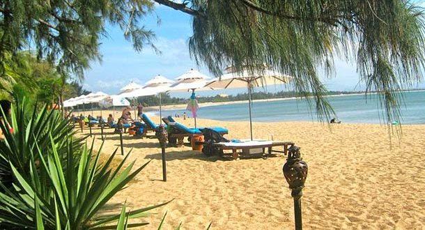 Пляж в Фанранге (Вьетнам)