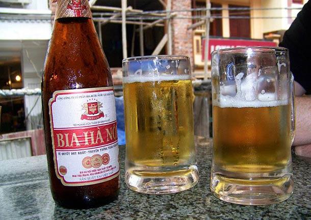 Пиво Hanoi