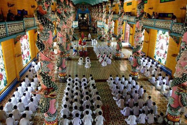 Какая религия во Вьетнаме