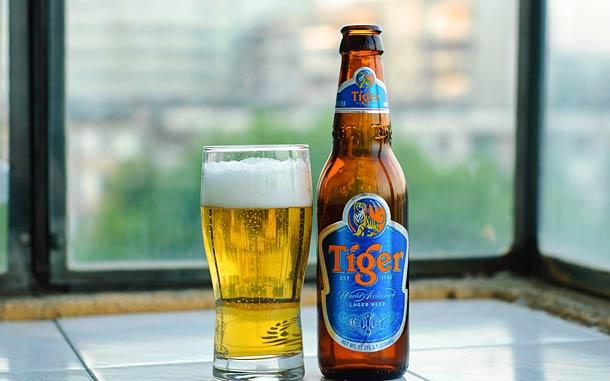 Тайское пиво Tiger
