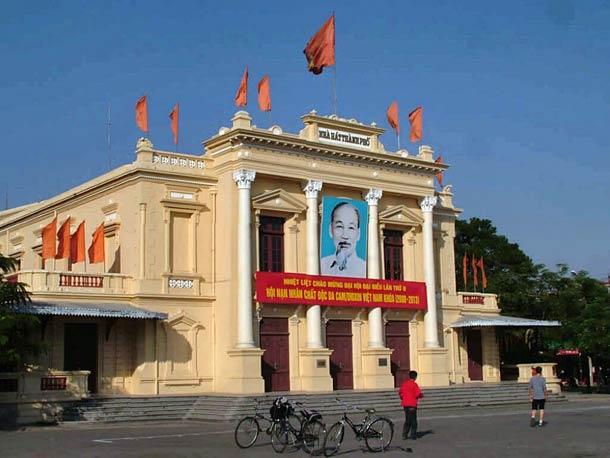 Оперный театр в Хайфоне