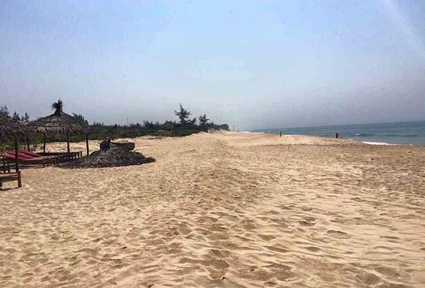 Пляж – Тхуан Ан в Хюэ