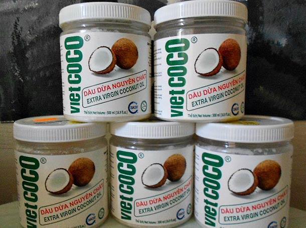 Vietcoco - кокосовое масло из Вьетнама