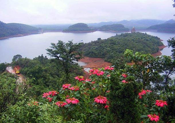 Национальный парк Батьма в пригороде Хюэ