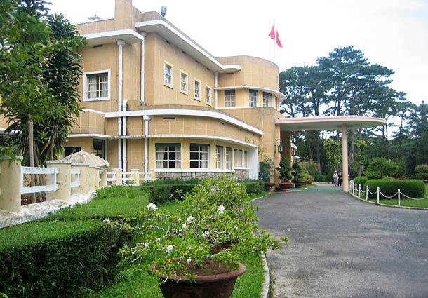 Летняя резиденция Бао Дая