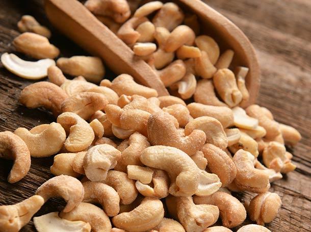 Орехи кешью из Вьетнама