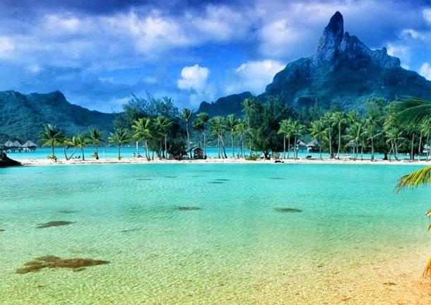 Пляж острова Намзу (Вьетнамя)