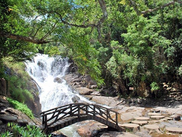 Водопад Датанла (Вьетнам)