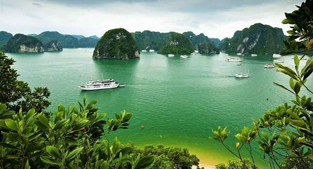 Экскурсии в бухту Халонг из Ханоя