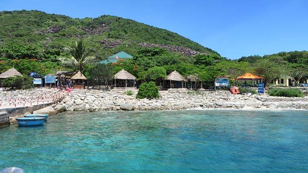 Остров Хон Мун как добраться