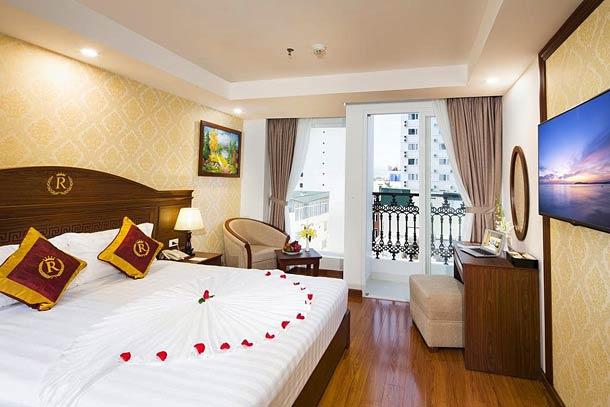 Номер люкс в Regalia hotel 3