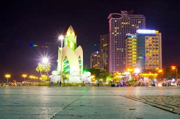Башня в Нячанге Thap Tram Huong