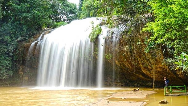 Водопад Пренн во Вьетнаме