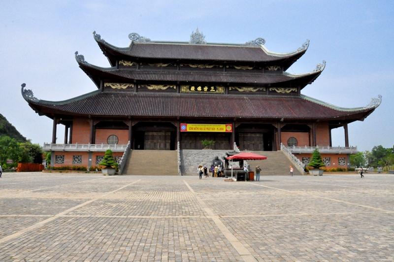 Храм Ба Динь