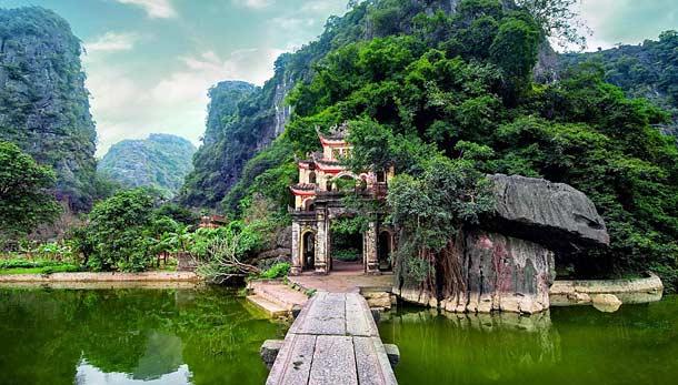 Пагода Бич Донг