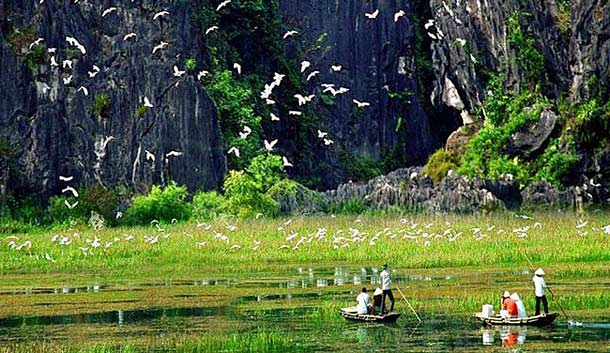 Природный парк Ван Лонг