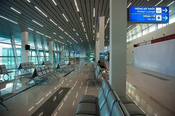 Аэропорт на острове Фукуок во Вьетнаме