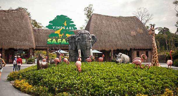 Сафари парк Фукуок (Вьетнам)