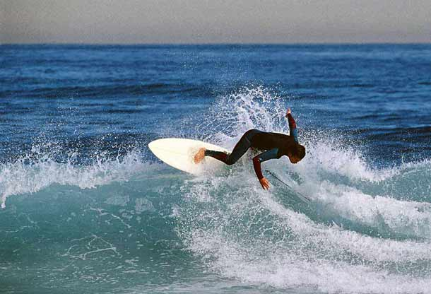 Серфинг на Фукуоке в октябре