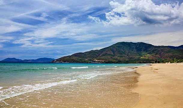 Пляж Бай Зай на Фукуоке (Вьетнам)