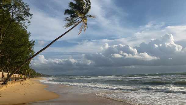 Лучший пляж Дуонг Донга - Лонг Бич