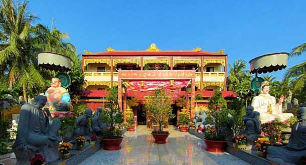 Пагода Сунг Хынг Дуонг Донг