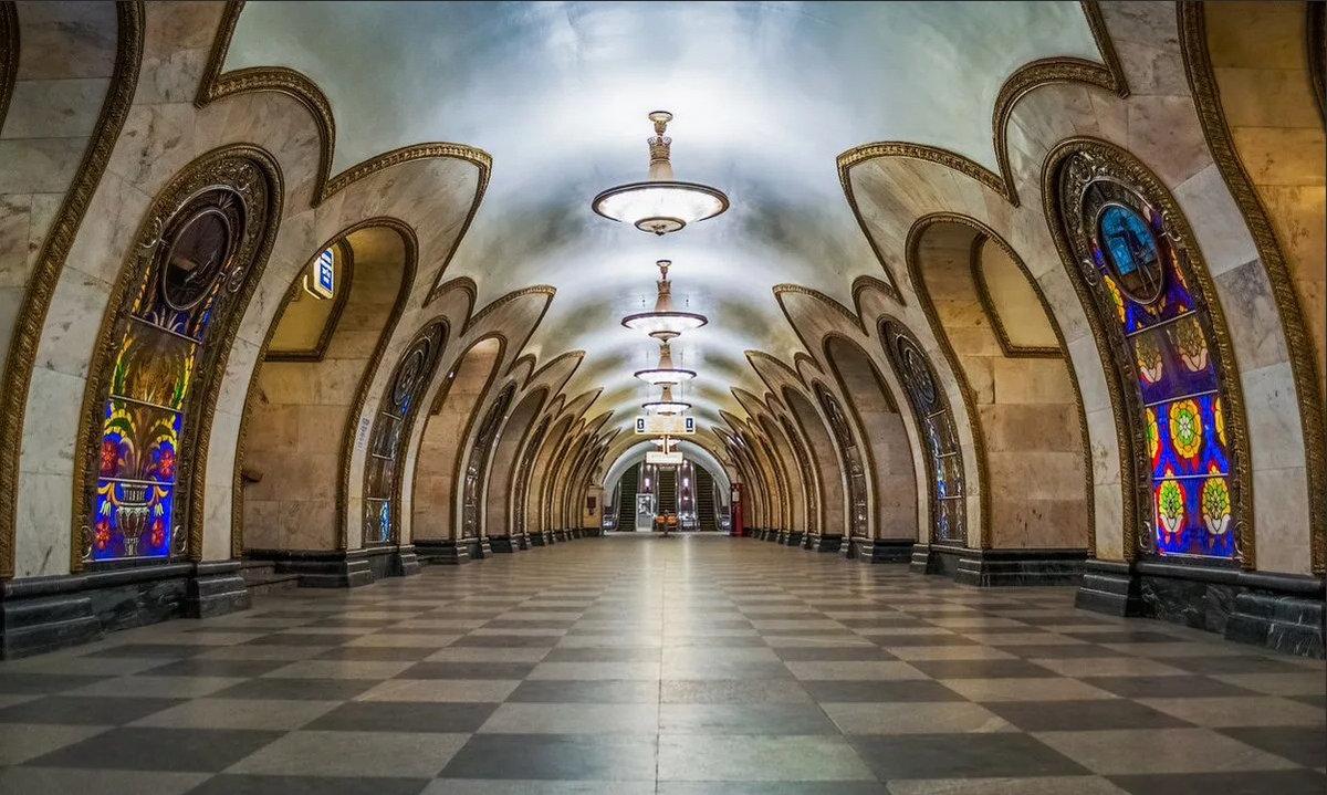 11 мест, которые обязательно стоит посетить в Москве