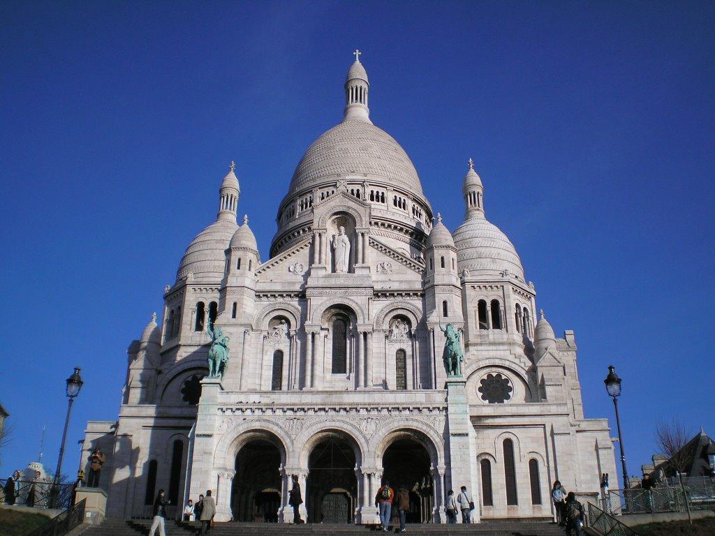 10 достопримечательностей Парижа, которые можно посетить бесплатно