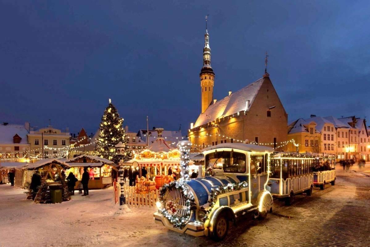 5 волшебных туристических направлений на зимние праздники