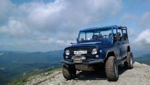 Популярные маршруты джиппинга в Геленджике